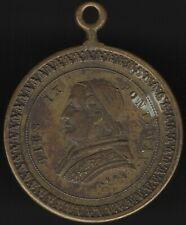 More details for 1877 pius ix vatican medal | pennies2pounds