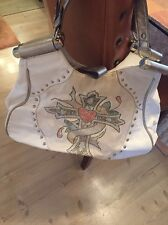 Nicole Lee ...  Canvas & Faux Leather large Tote
