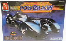 BATMAN THE MOVIE : MOTORIZED 1989 BATMOBILE 4WD MODEL KIT MADE BY AMT (MLFP)