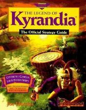 Official Strategy Guides: The Legend of Kyrandia Bk. 3 by Joe Hutsko (1995, Pap…