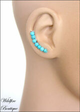 Stainless Steel Cuff Fashion Earrings