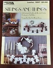 Strings and Things - 13 Garlands - Wreaths, Baskets, Centerpieces and More Ideas