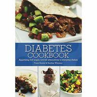 , Diabetes Cookbook, Like New,