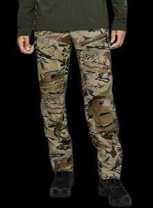 Under Armour UA Ridge Reaper Raider Men's Pants - 42x30 Camouflage Hunting NWT