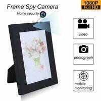 Home Photo Frame Spy Camera Hidden Camcorder Motion Detection home security cam
