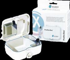 MIRADENT PROTHO BOX Boite à prothèse étanche avec brossette et miroir