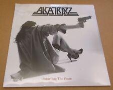 ALCATRAZ Disturbing The Peace 2012 UK limited numbered vinyl LP SEALED Steve Vai
