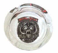 Motorhead War Pig Heavy Thick Glass Ashtray Ash Tray New Official Band Merch #2