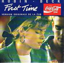 First Time - Robin Beck  (45 tours)