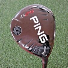 Ping Wood Shaft Right-Handed Golf Clubs