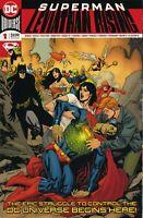 SUPERMAN LEVIATHAN RISING SPECIAL #1 - 2019 - DC COMICS - USA - I967