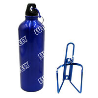 HI-Q SPORTS MOUNTAIN BIKE BICYCLE CYCLE WATER DRINK BOTTLE HOLDER CAGE SET 750ML