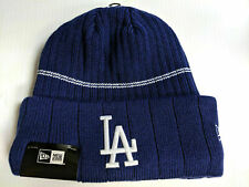 Los Angeles Dodgers New Era Knit Hat 20 Sport Clubhouse Beanie Stocking Cap MLB