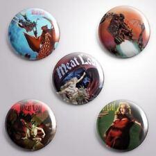 5 MEAT LOAF -  Pinbacks Badge Button 25mm 1''*__