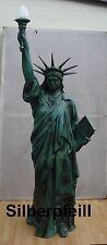 Amerikanische Freiheitsstatue Liberty Statue Lebensgroß New York USA Figur G