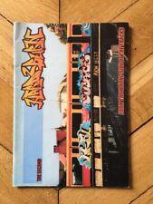 Vintage Graffiti Magazine Berlin Hard 2 Burn The second