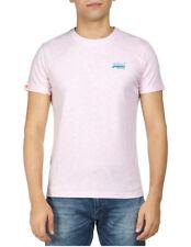Superdry Men's Orange Label Vintage Emb T-shirt Pink Xx-large