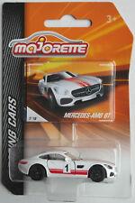 Majorette Racing Cars - Mercedes AMG GT weiß Neu/OVP