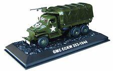 GMC CCKW 353 -1944 diecast 1:72 army truck model (Amercom BG-12)