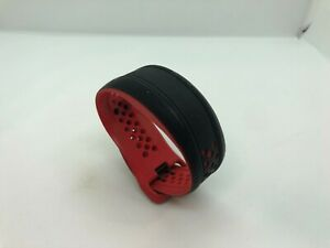 Mio Fuse Red Heart Rate Training Red Black Large