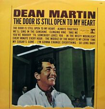 DEAN MARTIN The Door Is Still Open To My Heart LP - Mono