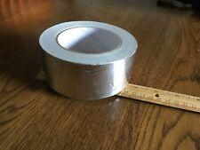 Aluminum Foil Tape 1 78 X Yards Hvac Tape Work Heating Ac Ducts Multi Use