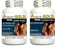 Lean Muscle Growth Pills Cortisol Burn Fat Loss Training Workout Energy Aid (2)
