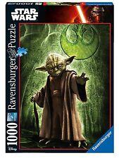 Ravensburger 19680 -Yoda - 1000 piezas - Star Wars
