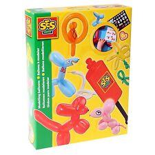 SES 00958 Bastel-Set Kreativ-Packung BALLONS MODELLIEREN