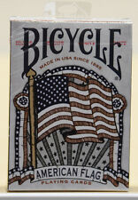 Bicycle American Flag Playing Cards Deck Brand New Sealed