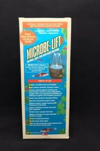 Microbe-Lift / PL NATURAL Beneficial Bacteria Keeps Ponds Clean & Clear 16oz