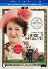 Keeping Up Appearances / Schone Schijn : Complete Collection - Season 1-5 (8 DVD