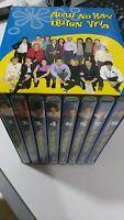 AQUI NO HAY QUIEN VIVA TEMPORADA 1 COMPLETA 8 DVD DESCATALOGADA UNICO!!!