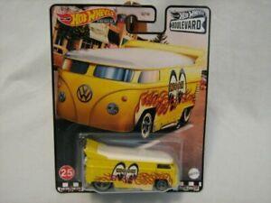 Hot Wheels Premium Boulevard Mooneyes Volkswagen Drag Bus