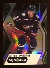 2017-2018 UD Synergy Artemi Panarin Green Version SP