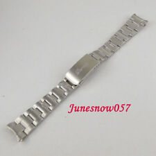 PARNIS 20mm 316L stainless steel watch band bracelet Fit 40mm SUB men's watch S5