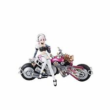 Bandai Armor Girls Project Sonico with Bike Robo Nitro Super Sonic Action Figure