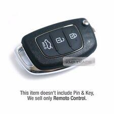 OEM Keyless Entry Fob Folding Key Remote Control For HYUNDAI 11-17 Verna Accent