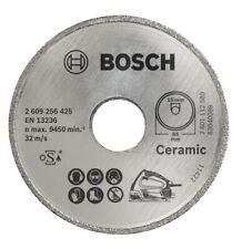 Bosch Diamond Ceramic Cutting Blade 65mm x 15mm PKS 16 Multi