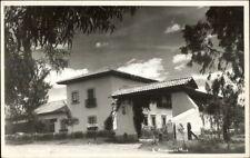 Patzcuaro Mich Mexico Posada de Don Vasco Real Photo Postcard #2