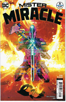 Mister Miracle # 8 Tom King Variant Cover B DC COMICS