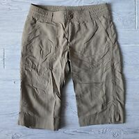The North Face hiking bermuda Shorts Womens Size 6 beige