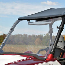 New Front Full Windshield Non-Folding For Polaris RZR 570/800/S800  1/4'' Thick