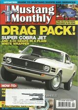 MUSTANG MONTHLY 2010 SEPT - GT350 PROTOTYPE, AMBER GTA, 428CJ-R