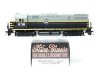 HO Scale Atlas Classic 9402 BRC Belt Railway of Chicago C-424 Diesel - DCC Ready