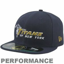 NWT NFL New Era 59Fifty Titans of New York Fitted Hat NY Jets Baseball Cap Size