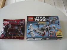 LEGO HARRY POTTER 30110 & LEGO STAR WARS 75166