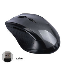 Rapoo 2.4GHz 6 Keys Adjustable DPI USB Wireless Optical Gaming Mouse Mice Gray