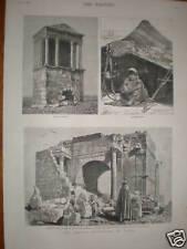 Tunis Tunisia 1882 prints