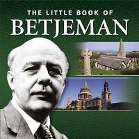 Little Book of Betjeman, Gammond, Peter   Hardcover Book   Very Good   978095436